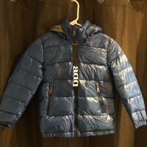 ADD Down Jacket Detachable Hood